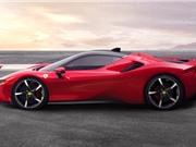 Mẫu xe hybrid siêu mạnh của Ferrari