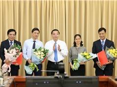 Bộ Khoa học và Công nghệ bổ nhiệm nhân sự mới