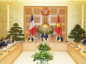 Ký kết bản ghi nhớ hợp tác về phát triển Chính phủ điện tử của Việt Nam