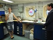 Thúc đẩy nghiên cứu về khoa học biển