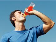 Nước tăng lực có thể làm tăng huyết áp