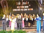 TPHCM lần đầu tặng Giải thưởng Sáng tạo