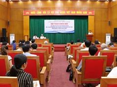 Hà Giang: Ứng dụng KH&CN truy xuất nguồn gốc đối với một số sản phẩm nông sản thế mạnh của tỉnh phục vụ phát triển nông nghiệp bền vững