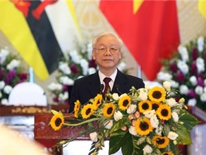 Việt Nam: Đối tác tin cậy vì hòa bình bền vững