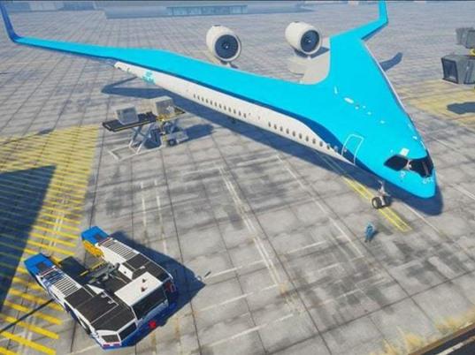 Thiết kế máy bay hình chữ V hứa hẹn tiết kiệm nhiên liệu, nhưng có một nhược điểm
