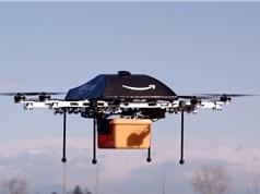 Amazon giới thiệu mẫu máy bay không người lái giao hàng mới