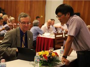 Hội nghị Toán học Việt - Mỹ lần đầu tiên tại Việt Nam