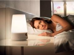 Để đèn sáng khi ngủ khiến phụ nữ dễ tăng cân