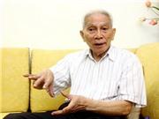 GS Hoàng Tụy:  Một trí thức lớn, một kẻ sĩ nặng lòng với đất nước