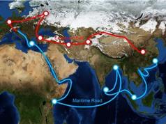 Sáng kiến Vành đai và con đường: Trung Quốc đang vẽ lại bản đồ khoa học thế giới