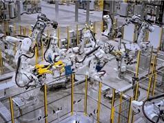 Nhà máy sản xuất ô tô VinFast khánh thành sớm 3 tháng