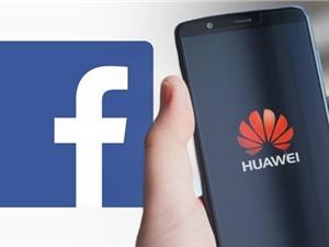 Điện thoại Huawei sẽ không được cài sẵn ứng dụng Facebook