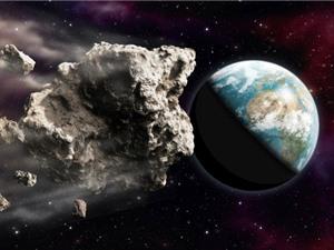 Tiểu hành tinh lớn bằng sân bóng đá đang lao về phía Trái đất