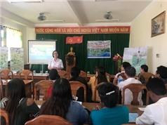 Thừa Thiên Huế: Tập huấn kỹ thuật trồng rau an toàn cho nông dân thị trấn A Lưới