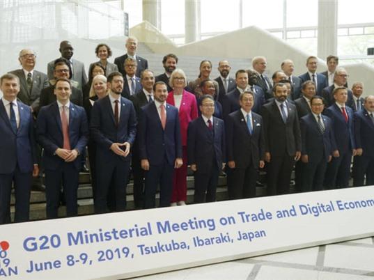 Bộ trưởng G20 đồng ý về các nguyên tắc hướng dẫn sử dụng trí tuệ nhân tạo