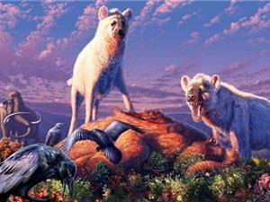 Linh cẩu đã xuất hiện ở… Bắc Cực trong Kỷ băng hà cuối cùng