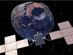 NASA sắp thám hiểm tiểu hành tinh kim loại trong hệ Mặt trời
