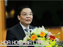 Bộ trưởng Bộ KH&CN Chu Ngọc Anh gặp mặt các nhà báo nhân Ngày báo chí cách mạng Việt Nam