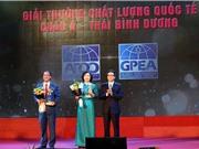 Giải thưởng Chất lượng quốc gia năm 2018: Hướng tới chất lượng quốc tế