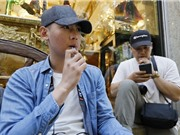 San Francisco sắp cấm thuốc lá điện tử