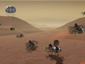 NASA tìm kiếm sự sống trên mặt trăng lớn nhất của Sao Thổ