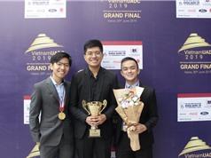 Giải Vô địch Tranh biện châu Á: Phillippines và Indonesia giành chiến thắng
