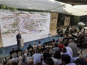 Israel công bố 'Con đường hành hương' cổ đại dẫn đến Đền thờ Do Thái