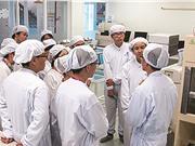 Viện Tế bào gốc thành lập PTN đánh giá chất lượng tế bào gốc đầu tiên ở Việt Nam