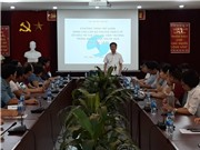 Mở lớp tập huấn sở hữu trí tuệ cho các thành viên thuộc mạng lưới TISC và IP-HUB