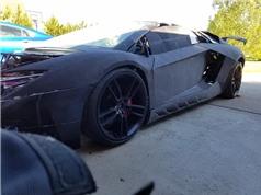 In 3D siêu xe Lamborghini kích thước giống như thật
