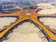 Sân bay lớn nhất thế giới của Trung Quốc sắp đi vào hoạt động