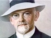 David Hilbert- Nhà Toán học thông thái cuối cùng của thế kỷ 20