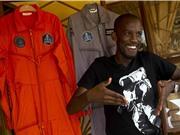 Ứng viên phi hành gia đầu tiên của châu Phi qua đời do tai nạn