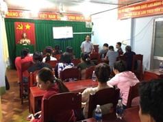 Kiên Giang: Hướng dẫn doanh nghiệp Phú Quốc ghi nhãn sản phẩm nước mắm