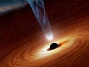 Tia X giúp các nhà thiên văn học phát hiện hố đen quay tròn