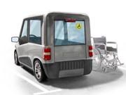 Nga phát triển xe thông minh neuromobile dành cho người khuyết tật
