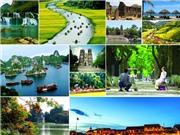 Việt Nam đón 8,5 triệu lượt khách quốc tế 6 tháng đầu năm