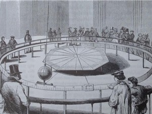 Con lắc Foucoult và điện Panthéon