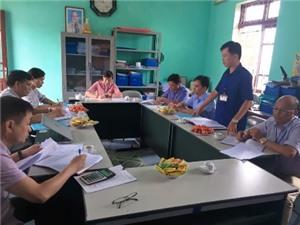 Lạng Sơn: Kiểm tra tiến độ thực hiện các dự án xây dựng nhãn hiệu tập thể cho sản phẩm nông sản