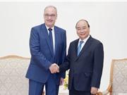 Thủ tướng mong muốn mở ra không gian hợp tác mới với Khối EFTA