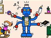 Robot có thể tước đi thiên chức của phụ huynh