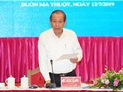Khắc phục tư tưởng địa phương trong chính sách phát triển vùng