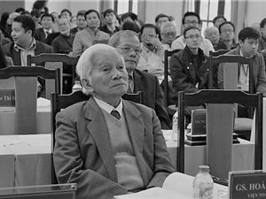 Tiếc thương giáo sư Hoàng Tụy