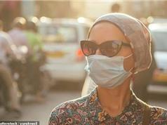 Không khí ô nhiễm khiến phổi bị lão hóa sớm