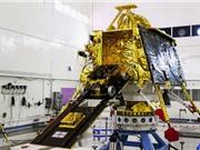 Nhiệm vụ mặt trăng Chandrayaan-2 của Ấn Độ bị hoãn ngay trước giờ phóng