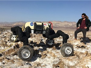 Thế hệ robot leo núi tương lai của NASA