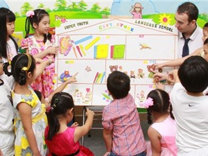 Dạy trẻ giao tiếp song ngữ