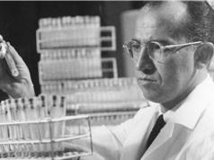 Jonas Salk: Cha đẻ của vaccine bại liệt