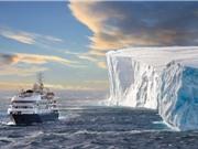 Triệu phú UAE muốn kéo núi băng ở Nam Cực về làm nước uống