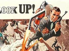 James Bond: Người luôn thắng trong các cuộc đấu với máy móc